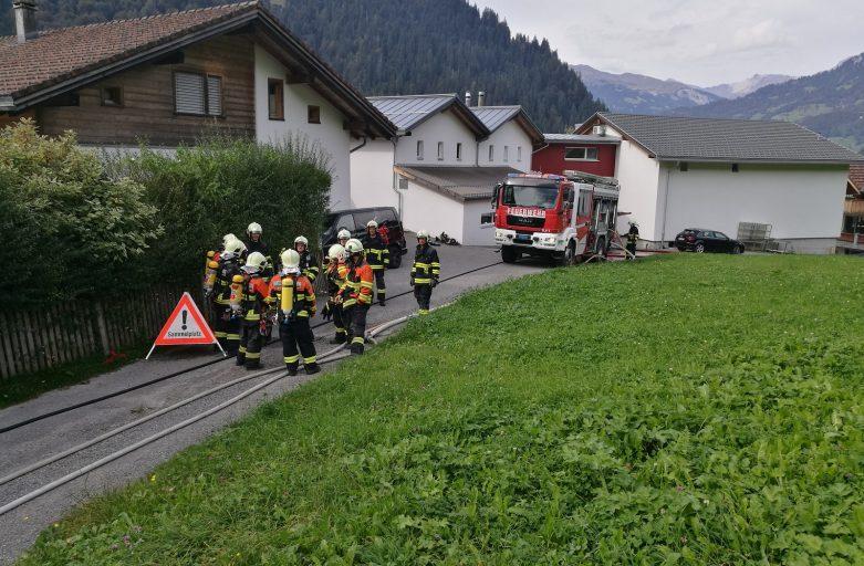 Brand in Lunden, Schiers
