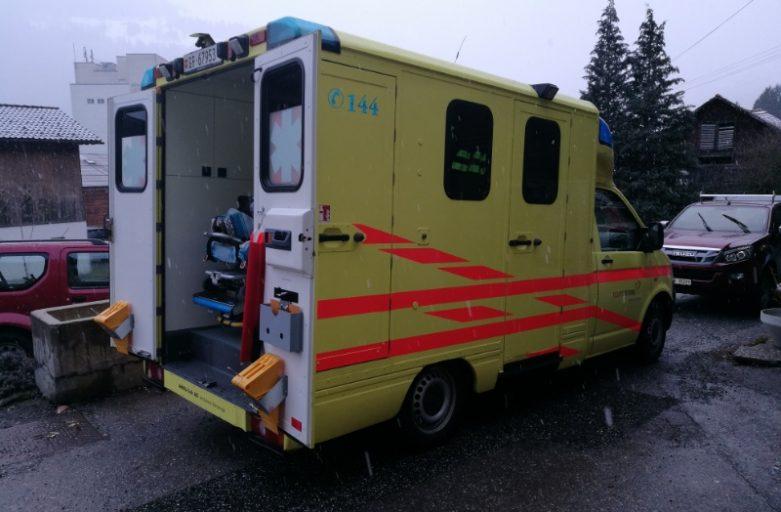 Unterstützung Rettungsdienst in Seewis