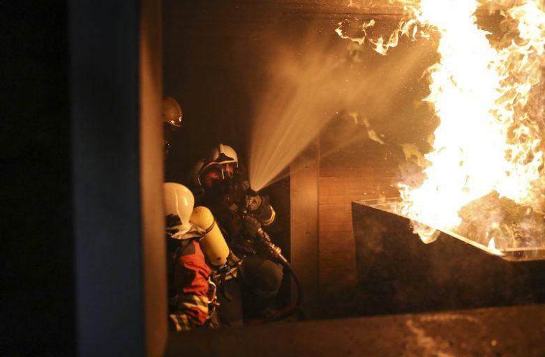 Frohe Festtage – Vorsicht Brandgefahr